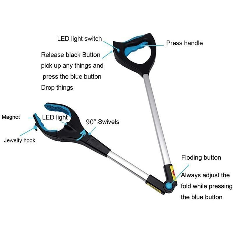 Almighty Foldable Picker Grabber