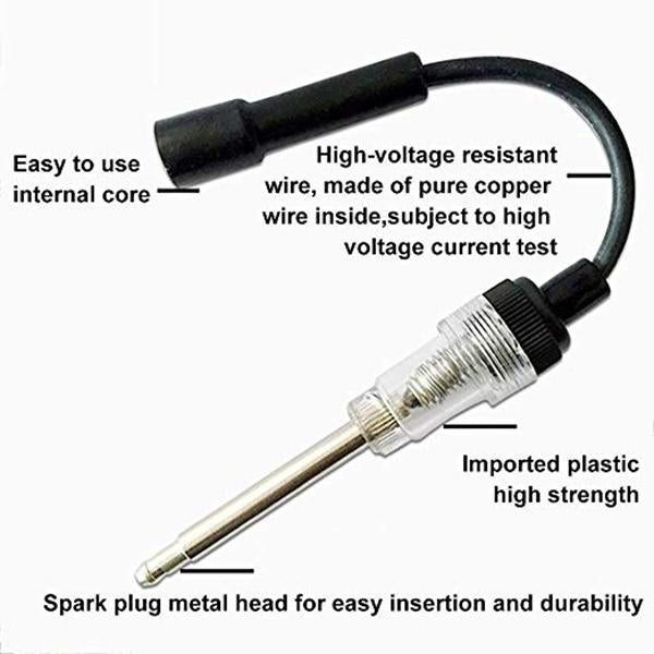 Automotive Spark Plug Test Tool
