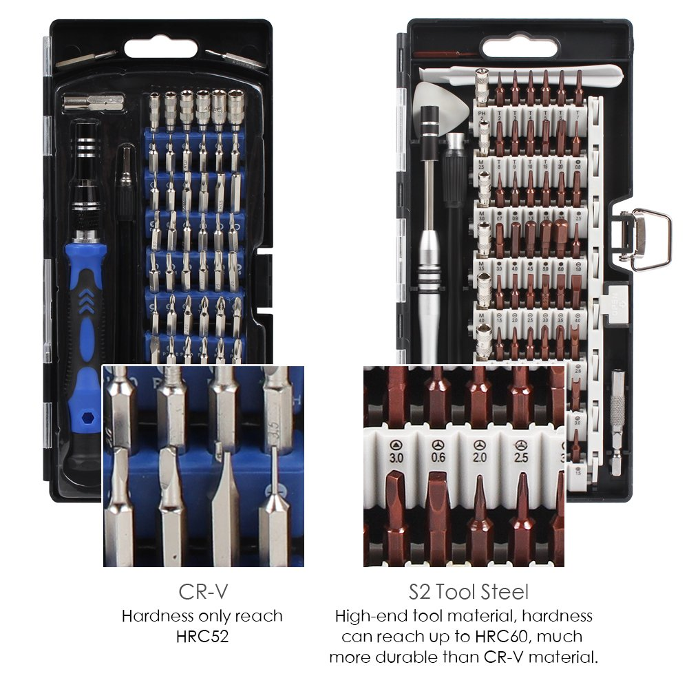 63 in 1 Screwdriver Set