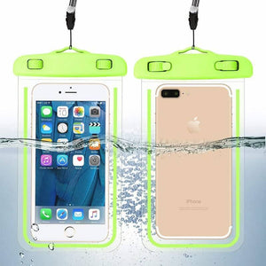 Luminous Mobile Phone Waterproof Bag (ONLY $9.99)
