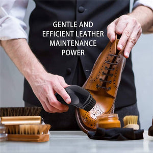 (50%OFF)Household Small Electric Shoe Polisher