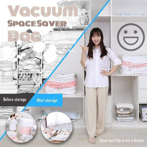 Vacuum Compression Suction-free Storage Bag