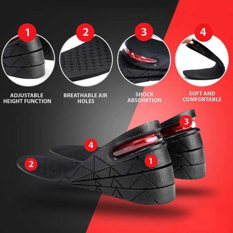 (60% off for a limited time)Adjustable Heightening Insoles