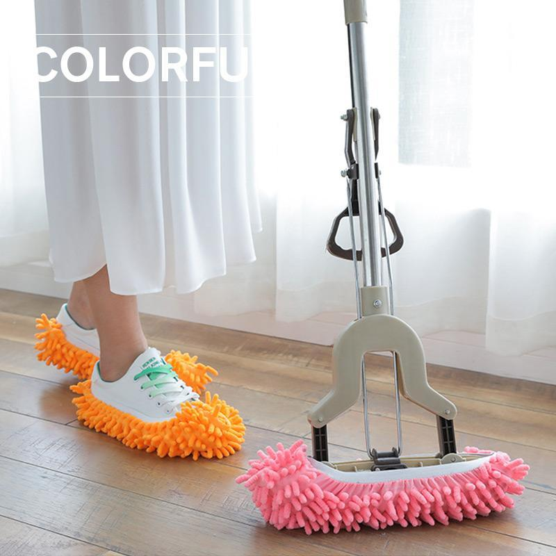 Creative Mopping Shoe Covers(1 Pair)