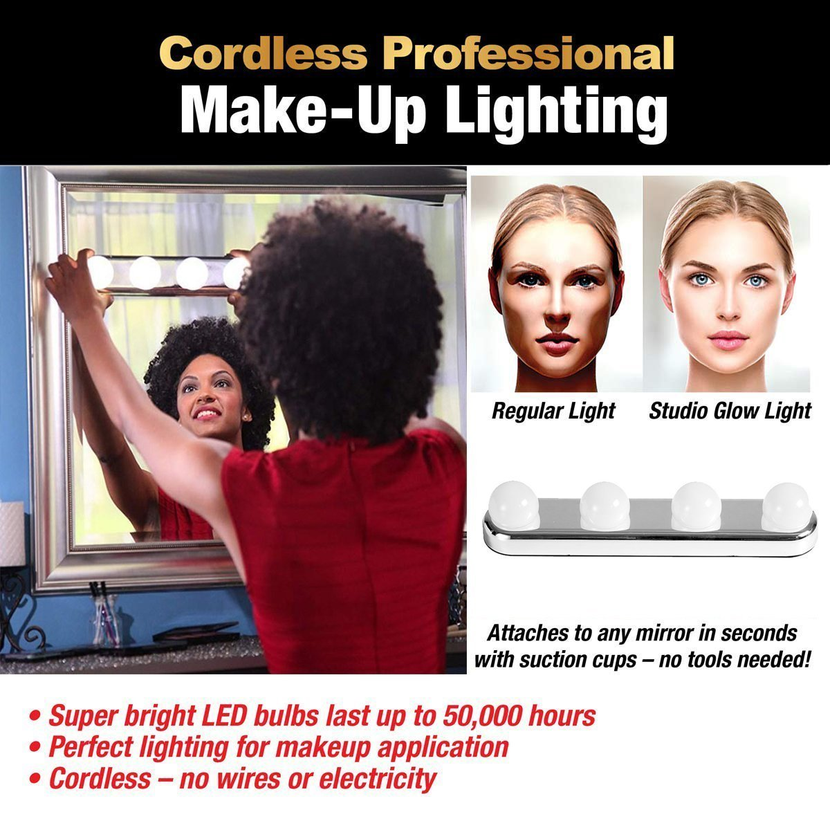 Mirror Makeup Light