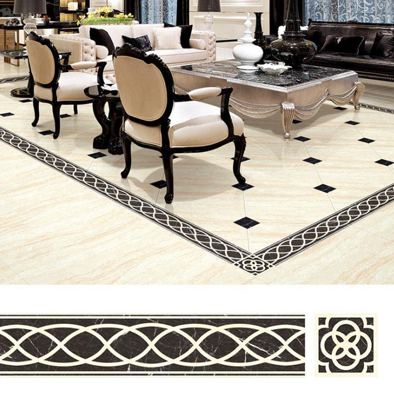Floor Tiles Decor Stickers ( 5M )