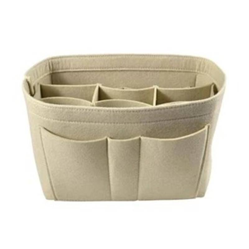 Large-capacity cosmetic bag