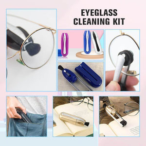 Eyeglass Cleaning tool