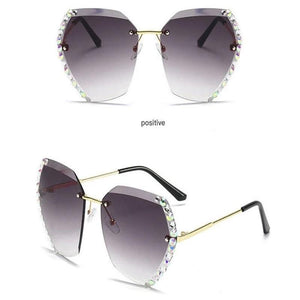 Crystal Sunglasses