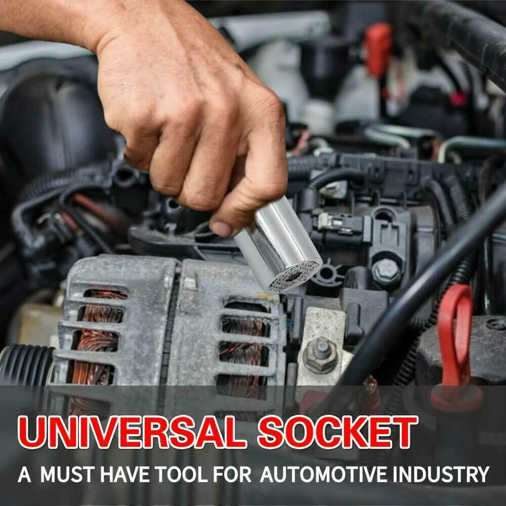 Universal Multifunctional Wrench Set (7-19mm/9-21mm/11-32mm)