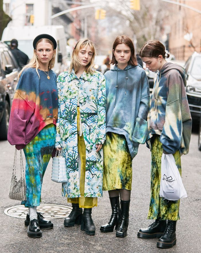 Tie Dye Is The Fashion Trend That Never Dies