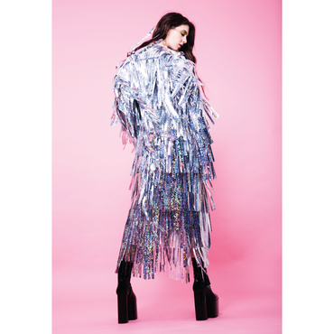 Long Disco Dreams Jacket