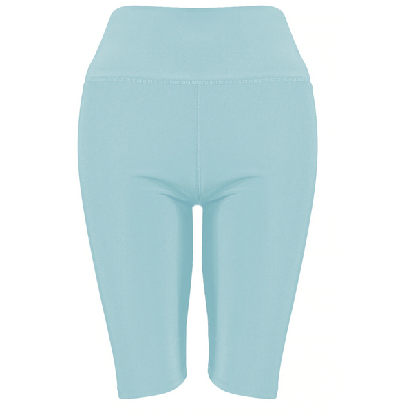 Sky Blue Cycling Shorts