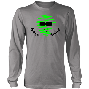 Just Smile Green Mens