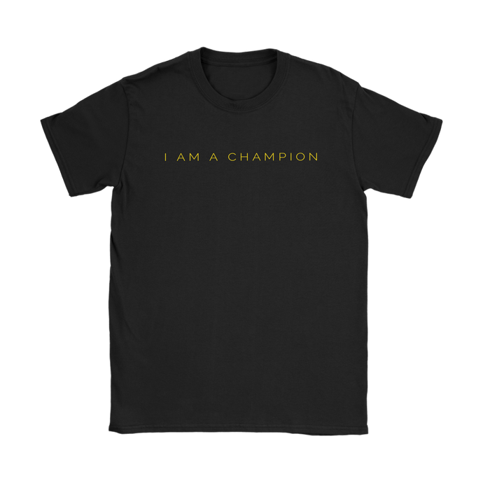 I am a Champion Womens Work Harder