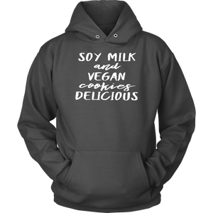 Soy Milk Food Fun Womens