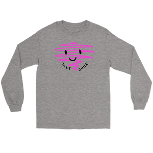 Just Smile Pink Mens