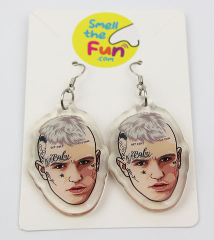 Lil Peep Earrings