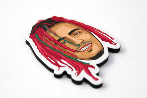 Lil Pump Fridge Magnet