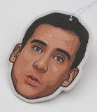 Michael Scott Air Freshener (Scent: Vanilla)