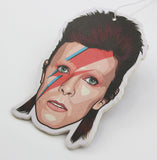 Ziggy Stardust Air Freshener (Scent: Strawberry)