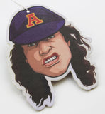 Angus Young Air Freshener (Scent: Cologne)