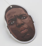 Biggie Air Freshener (Scent: Cologne)