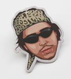 Young Posty (BAD BOY) Air Freshener (Scent: Vanilla)
