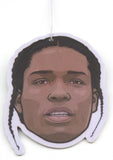 ASAP Rocky Air Freshener (Scent: Black Ice)