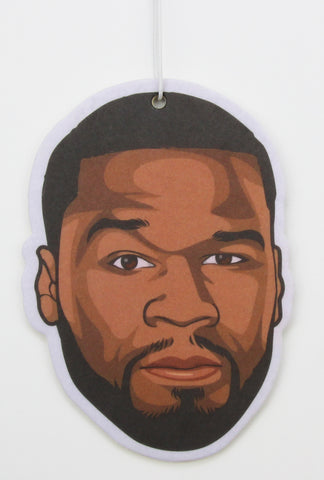 50 Cent Air Freshener (Scent: Cologne)