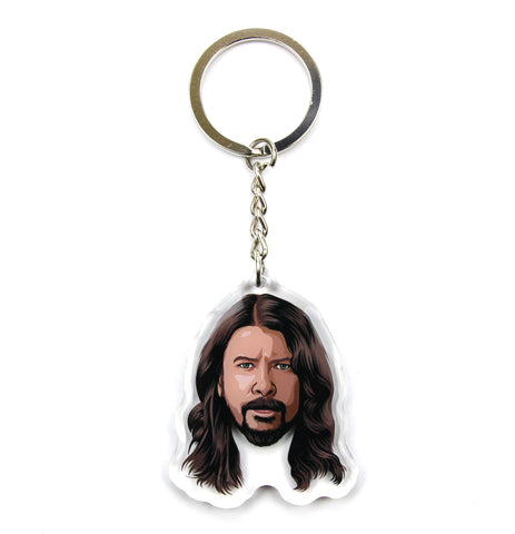 Dave Grohl Keychain