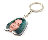 Billie Eilish Keychain