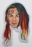 Tekashi 6ix9ine Air Freshener (Scent: Apple)