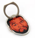 50 Cent Phone Ring Holder