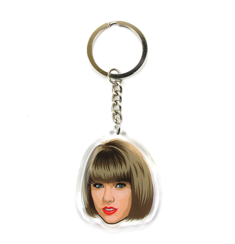 Taylor Swift Keychain