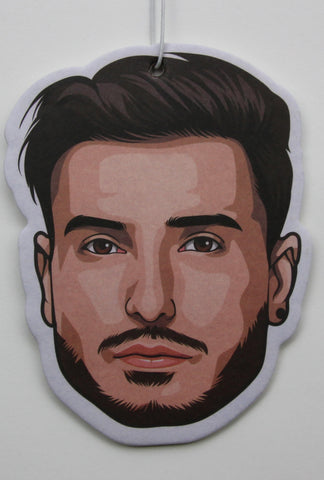 Faydee Air Freshener (Scent: Black Ice)