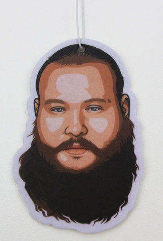Action Bronson Air Freshener (Scent: Grape)