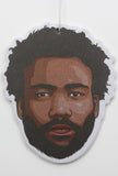 Childish Gambino Air Freshener (Scent: Grape)