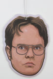 Dwight Schrute Air Freshener (Scent: Cologne)