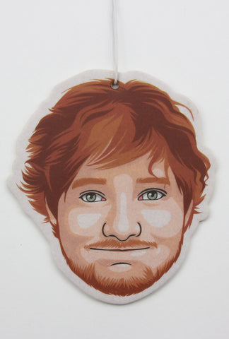 Sheeran Air Freshener (Scent: Strawberry)