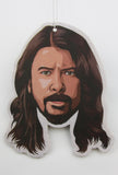 Dave Grohl Air Freshener (Scent: Grape)