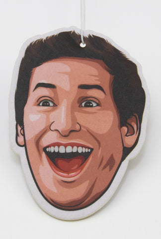 Jake Peralta Air Freshener (Scent: Strawberry)