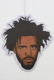 J. Cole Air Freshener (Scent: Apple)