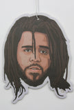 J. Cole (Version 2) Air Freshener (Scent: Cologne)