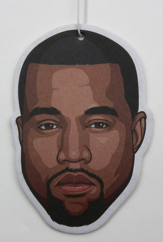 Kanye West Air Freshener (Scent: Cologne)
