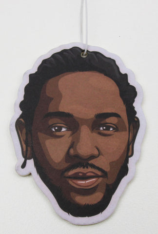 Kendrick Lamar Air Freshener (Scent: Apple  & Floral available)