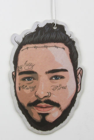 Posty Air Freshener (Scent: Black Ice & Watermelon available)