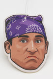 Prison Mike Air Freshener (Scent: Grape)