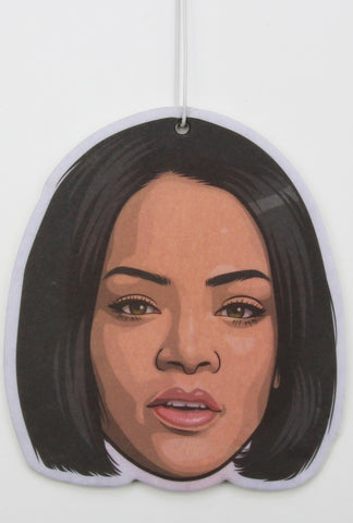 Rihanna Air Freshener (Scent: Black Ice)