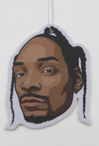 Snoop Dogg Air Freshener (Scent: Pineapple)